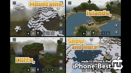 Block Fortress [1.4.3] [ipa/iPhone/iPod Touch/iPad]