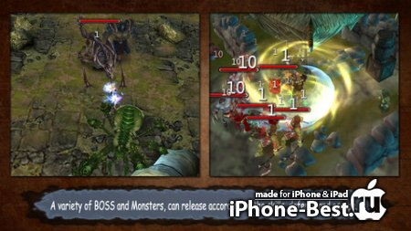 Battle Of The Saints I [1.01] [ipa/iPhone/iPod Touch/iPad]