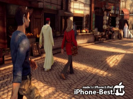 Unearthed: Trail of Ibn Battuta – Episode 1 [1.0] [ipa/iPhone/iPod Touch/iPad]
