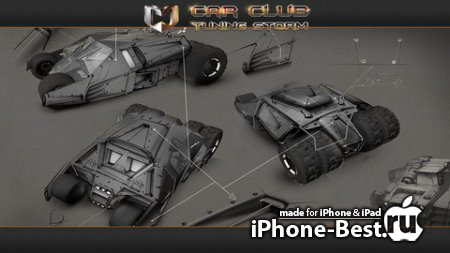 Car Club:Tuning Storm [1.42] [ipa/iPhone/iPod Touch/iPad]