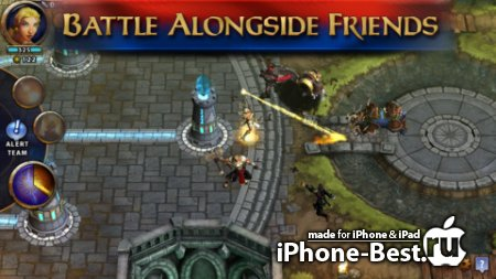Solstice Arena [1.01] [ipa/iPhone/iPod Touch/iPad]