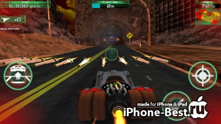 Fire & Forget The Final Assault [1.0] [ipa/iPhone/iPod Touch/iPad]
