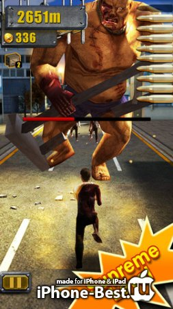 3D City Run 2 [1.1] [ipa/iPhone/iPod Touch/iPad]