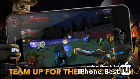 Call of Mini: Zombies [4.3] [ipa/iPhone/iPod Touch/iPad]