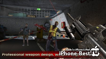 Dead Rage: Revenge Soul [1.3.0] [ipa/iPhone/iPod Touch/iPad]