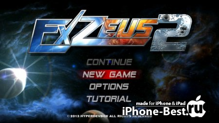 ExZeus 2 [1.7] [ipa/iPhone/iPod Touch/iPad]