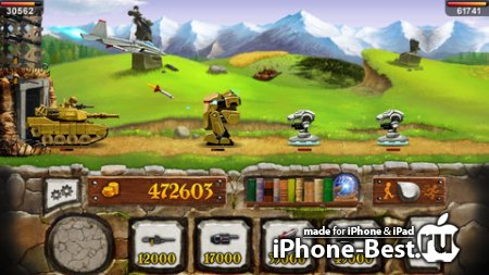 The Wars II Evolution [1.0.7][ipa/iPhone/iPod Touch/iPad]
