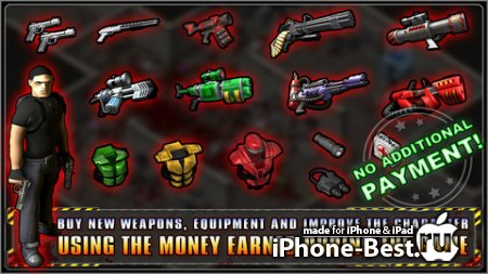 Alien Shooter – The Beginning [1.2.1] [ipa/iPhone/iPod Touch/iPad]