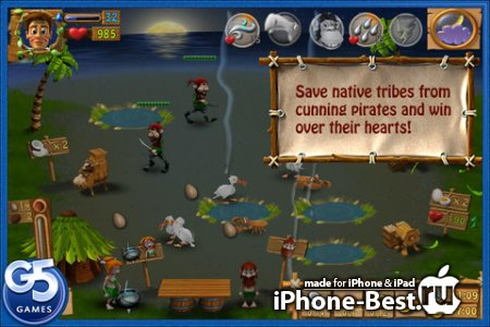 Youda Survivor 2 (Full) [1.0] [ipa/iPhone/iPod Touch/iPad]