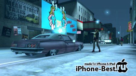 Grand Theft Auto 3 [1.3.2] [ipa/iPhone/iPod Touch/iPad]