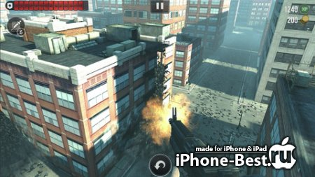 World War Z [1.7] [ipa/iPhone/iPod Touch/iPad]