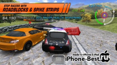 Need for Speed Hot Pursuit [1.2.62] [ipa/iPhone/iPod Touch]
