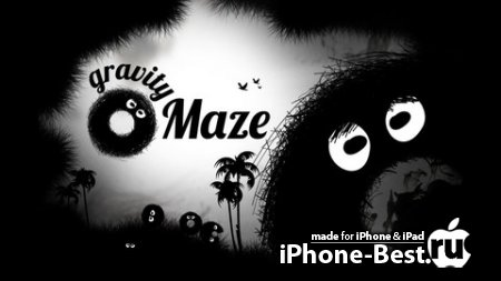 Gravity Maze [1.1] [ipa/iPhone/iPod Touch/iPad]