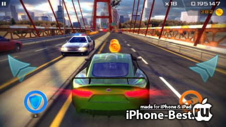 Redline Rush [1.3] [ipa/iPhone/iPod Touch/iPad]