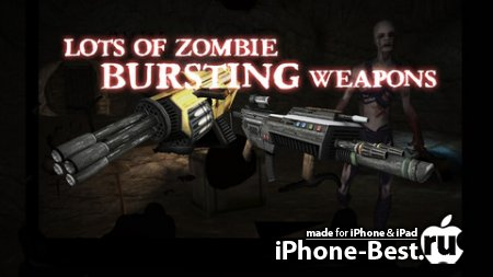 Zombie Caves [1.7.0] [ipa/iPhone/iPod Touch/iPad]