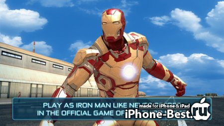 Iron Man 3 – The Official Game [1.5.0] [ipa/iPhone/iPod Touch/iPad]