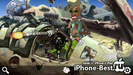 Runaway: A Road Adventure [1.1] [ipa/iPhone/iPod Touch/iPad]