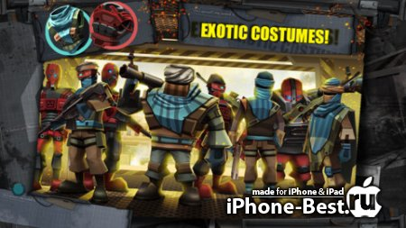 Mad Merx: Nemesis [1.1.5] [ipa/iPhone/iPod Touch/iPad]
