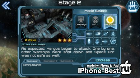 Defense Technica [1.1.1] [ipa/iPhone/iPod Touch/iPad]