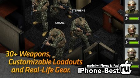 Breach & Clear [2.1.0] [ipa/iPhone/iPod Touch/iPad]