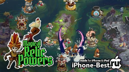 Pirate Legends TD [1.0.7] [ipa/iPhone/iPod Touch/iPad]