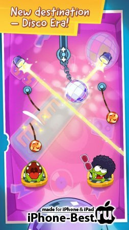 Cut the Rope: Time Travel [1.3.2] [ipa/iPhone/iPod Touch]