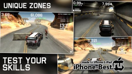 Zombie Highway: Driver's Ed [1.0.1] [ipa/iPhone/iPod Touch/iPad]