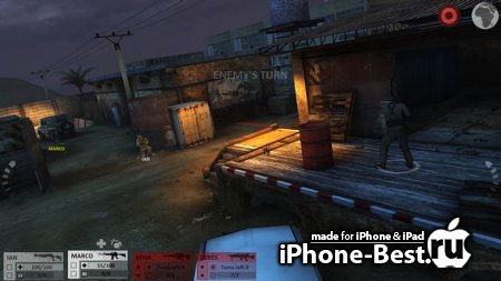 Arma Tactics [1.2406] [ipa/iPhone/iPod Touch/iPad]