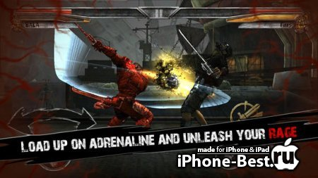 Rage Warriors [1.1.0] [ipa/iPhone/iPod Touch/iPad]