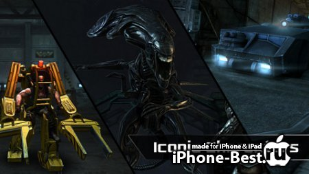 AVP: Evolution [2.0.1] [ipa/iPhone/iPod Touch/iPad]