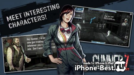 Gunner Z [0.91] [ipa/iPhone/iPod Touch/iPad]