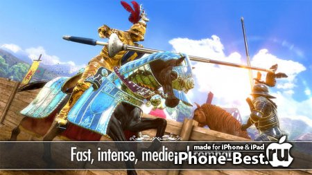 Joust Legend [1.2.0] [ipa/iPhone/iPod Touch/iPad]