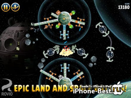 Angry Birds Star Wars HD [1.5.2] [ipa/iPad]