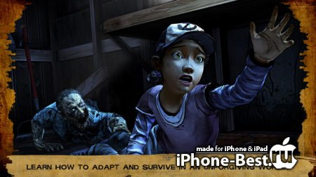 Walking Dead: The Game – Season 2 [1.2] [ipa/iPhone/iPod Touch/iPad]