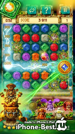 The Treasures of Montezuma 3 [1.3] [ipa/iPhone/iPod Touch]
