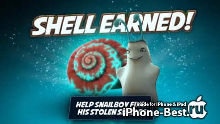 Snailboy, An Epic Adventure [1.0.4] [ipa/iPhone/iPod Touch/iPad]