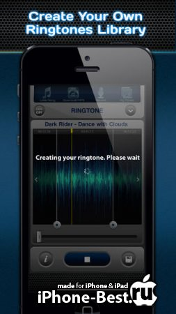 Ringtones for iOS 7. [1.3] [ipa/iPhone/iPod Touch]