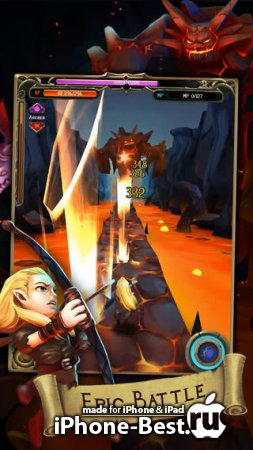 Battle Quest: Rise of Heroes [1.0] [ipa/iPhone/iPod Touch/iPad]