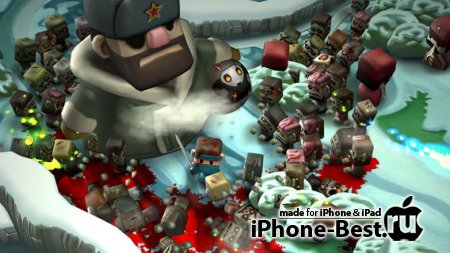 Minigore 2: Zombies [1.9] [ipa/iPhone/iPod Touch/iPad]