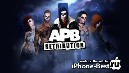 APB Retribution [1.4.0] [ipa/iPhone/iPod Touch/iPad]