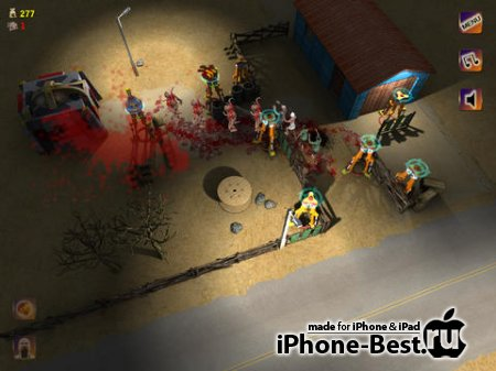 Zombies Coming [1.0.0] [ipa/iPad]