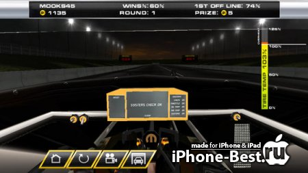 Dragster Mayhem – Top Fuel Simulator [1.8] [ipa/iPhone/iPod Touch/iPad]