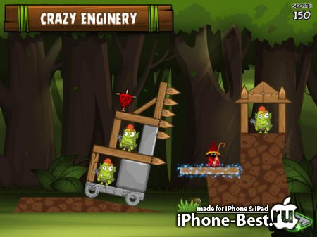 Siege Hero Wizards HD [1.2.0] [ipa/iPad]