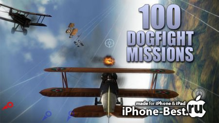 Sky Gamblers: Rise Of Glory [1.2.5] [ipa/iPhone/iPod Touch/iPad]