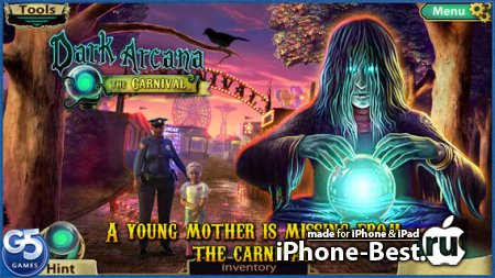 Dark Arcana: The Carnival (Full) [1.3] [ipa/iPhone/iPod Touch]
