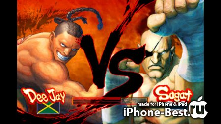 STREET FIGHTER IV [1.00.12] [ipa/iPhone/iPod Touch]