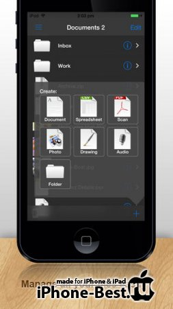 Documents 2 [7.4] [ipa/iPhone/iPod Touch/iPad]