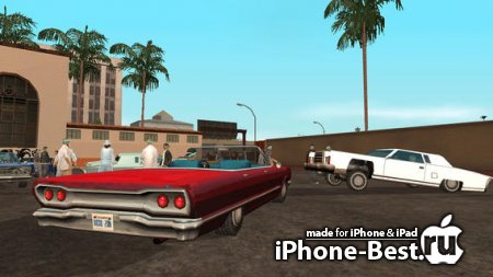 Grand Theft Auto: San Andreas [1.04] [ipa/iPhone/iPod Touch/iPad]