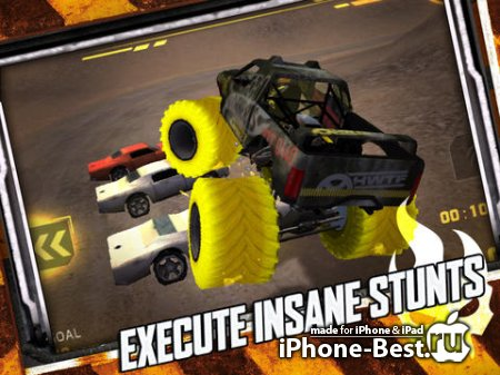 Hot Wheels World's Best Driver [1.0] [ipa/iPad]