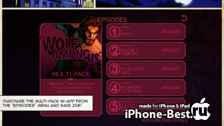 The Wolf Among Us [1.2] [ipa/iPhone/iPod Touch/iPad]